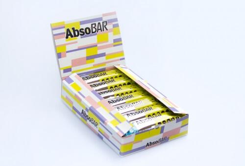 AbsoBar Banán 21x74g
