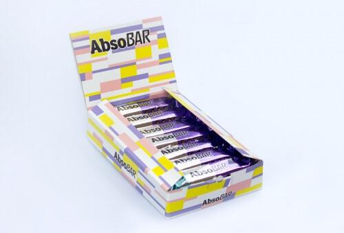 AbsoBar Čokoláda 21x74g