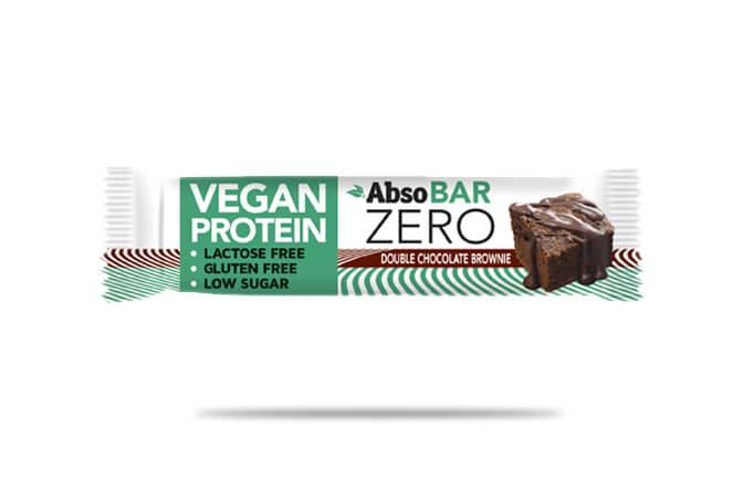 AbsoBar ZERO brownie 40g